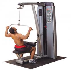Pro Dual Lat and Mid Row Machine DLAT-SF